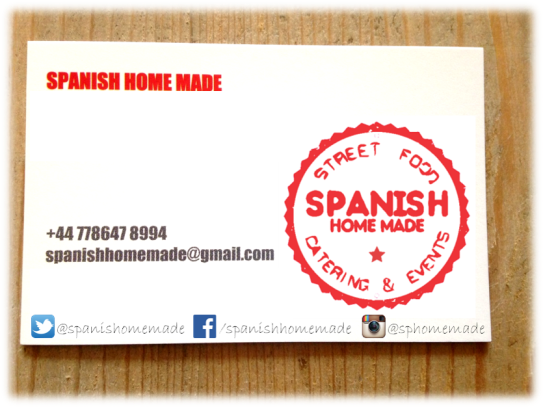 firma spanish home made paella tapas sussex